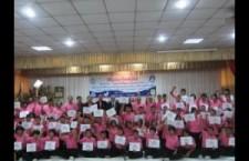 โครงการเผยแพร่ศิลปะแม่ไม้มวยไทย ประจำปี 2554 ครั้งที่3