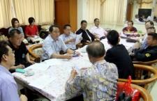 Regular meeting of PAT<br>การประชุมประจำเดือน 2/2555