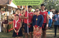 14th World Wai Kru Muay Thai Ceremony