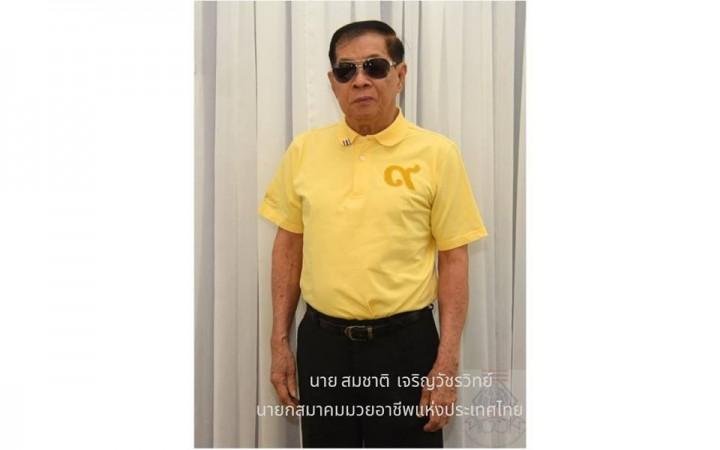 คณะกรรมการบริหาร สมาคมมวยอาชีพแห่งประเทศไทย
